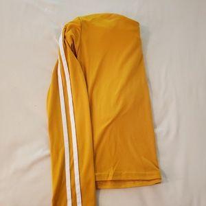 Yellow Rue 21 Hoodie